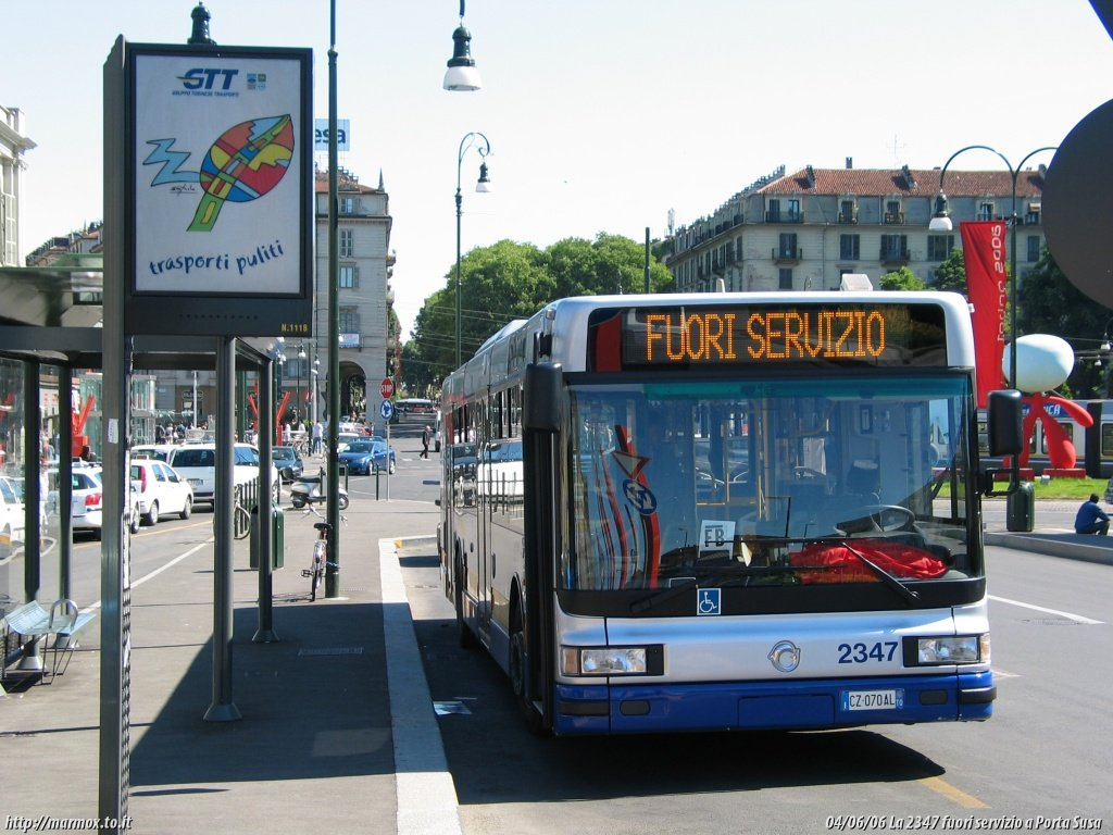 Trasporto pubblico e impianti - Gtt torino porta nuova ...