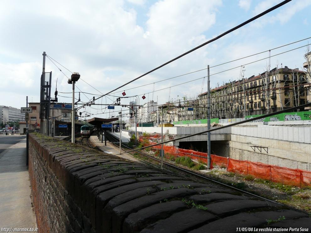 Torino foto trasformazioni urbane - Porta susa stazione ...